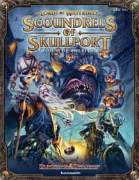 Lords of Waterdeep Scoundrels of Skullport Manuale ITA